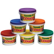 Crayola® Dough, 18-lb. - Assorted Colors