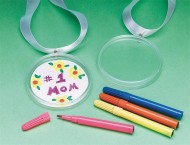 Create-A-Medal Craft Kit (makes 12)
