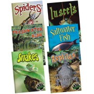Eye To Eye with Animals Book Set, Grades 3-6