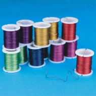 Metallic Colored Craft Wire (pack of 12)
