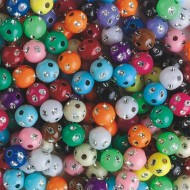 Shining Dot Beads 1/2 lb Bag