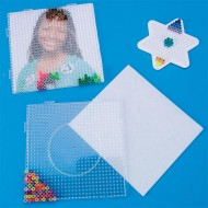 Fuse Bead Pegboard Pack (set of 3)