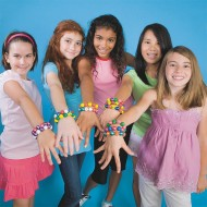Color-Me™ Trading Bead Bracelets Kit (makes 144)