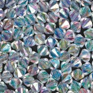 Faux Crystal Beads 1/2-lb Bag (bag of 405)
