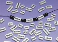 Inspirational Beads (bag of 144)