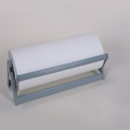 "Paper Cutter for 18""W Paper Rolls"