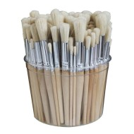 Round Tip Brush Assortment (tub of 144)