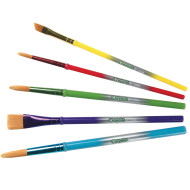 Crayola® Paint Brush Set (set of 5)