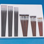 Brushes and Storage Tray (pack of 36)