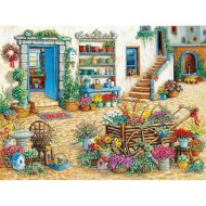 Fancy Flower Shop 275-pc. Easy Handling Puzzle