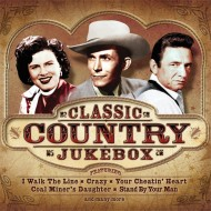 Classic Country Jukebox Music CD