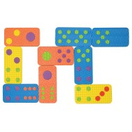 WonderFoam Textured Dominoes (set of 28)