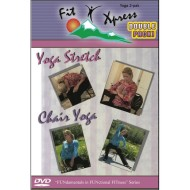 Fit Xpress Yoga 2-DVD Pack (pack of 2)