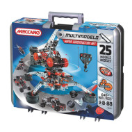 Meccano® Erector Super Construction Set (set of 640)