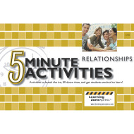 5 Minute Activities: Relationships