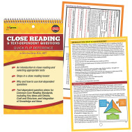 Quick Flip Guide for Close Reading