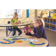 Letter Construction Activity Set (set of 73)