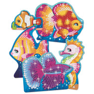 Fish Sticky Mosaics (set of 5)