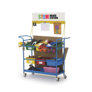 STEM Maker Station Cart
