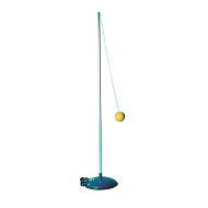 Portable Tetherball Pole and Base