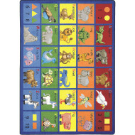 Animal Phonics Carpet, 5