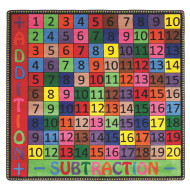 Addition and Subtraction Carpet