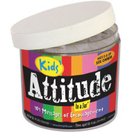 Kids' Attitude in a Jar Game