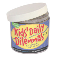 Kids' Daily Dilemmas In a Jar Game