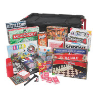 Ultimate Games Pack in Rolling Tote