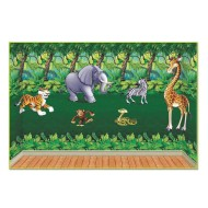 Jungle Insta-Theme Decorating Easy Pack (pack of 3)