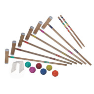 Adjustable Croquet Set