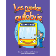 Wheels On The Bus Spanish Edition Book