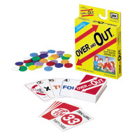 Over and Out Math Game