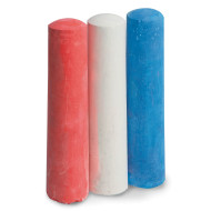 COLOR SPLASH PATRIOTIC CHALK BUCKET