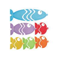 Fish-in-Line™ Nonstandard Measurement Set (set of 66)