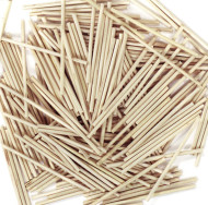 "Craft Picks Natural 3-1/2"" (pack of 750)"