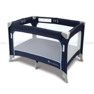Celebrity™ Portable Crib, Regatta Blue