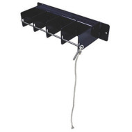 Spalding Volleyball Upright Storage 4 Uprights