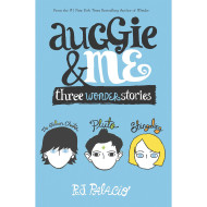 Auggie and Me Book