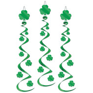 Shamrock Whirls (pack of 18)