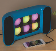 iGlowSound® Dancing Light Speakers