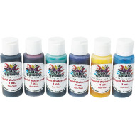 1-oz. Color Splash!® Liquid Watercolors  (set of 6)