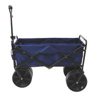All Terrain Folding Equipment Cart