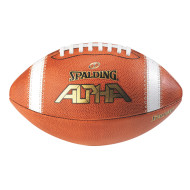 Spalding® Aplha Leather Football
