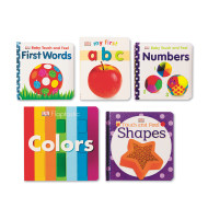 Beginning Concepts Board Book Set (set of 5)
