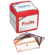 Focused Fitness FIVE FOR LIFE® Cube and Cards