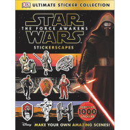 Star Wars™: The Force Awakens Stickerscapes