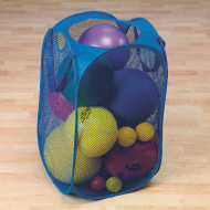 Pop-Up Ball Bin