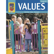 Values: Activity and Strategy Books: Grades K and 1