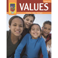 Values: Activity and Strategy Books: Grades 6-8